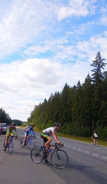 Областная спартакиада школьников по велоспорту подвела итоги - у бобруйчан 2 и 3 места