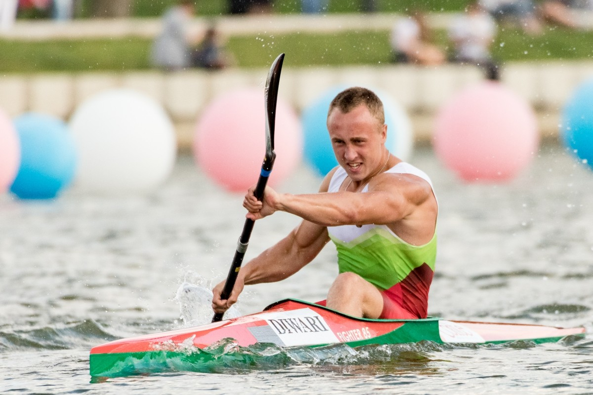 Чемпионат Республики Беларусь по гребле на байдарках и каноэ