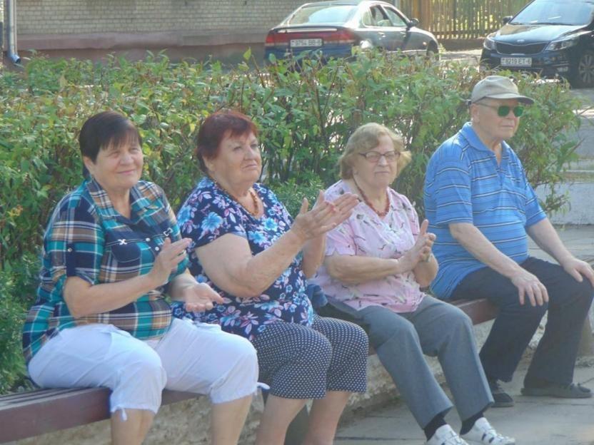 Концерты на площадке Центра досуга и творчества проходят в Бобруйске