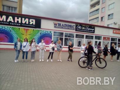 12 августа Бобруйск. Фото и видео. Дополнено