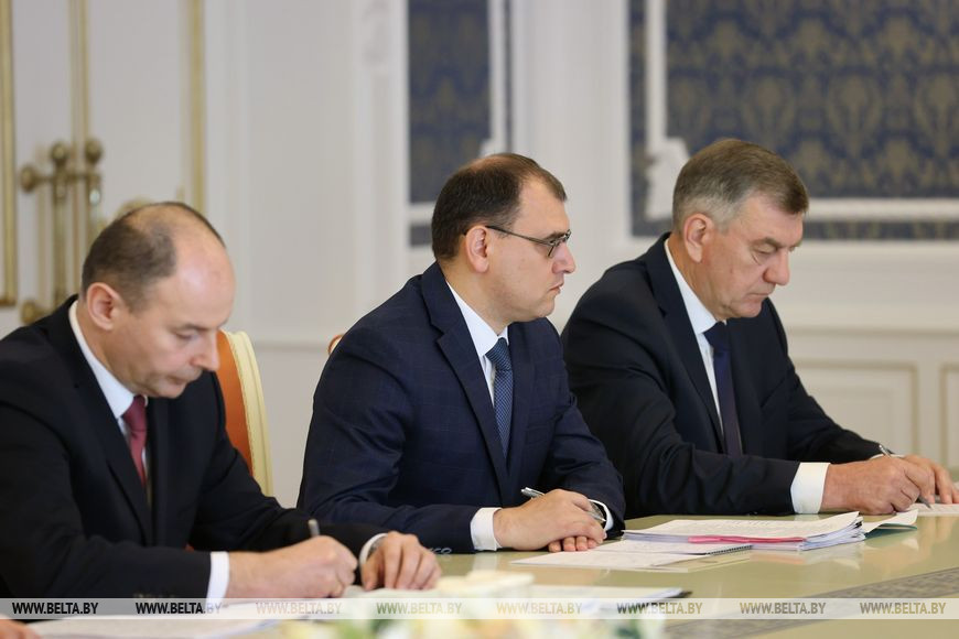 О вводе АЭС и нефтепереработке - Лукашенко рассчитывает на мощную работу топливно-энергетического комплекса