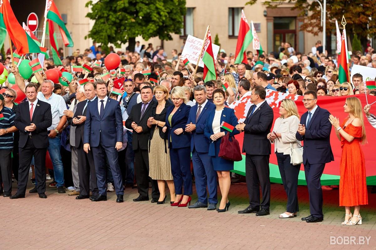 Митинг в поддержку Лукашенко (фото, стрим VALIDOL). Дополняется
