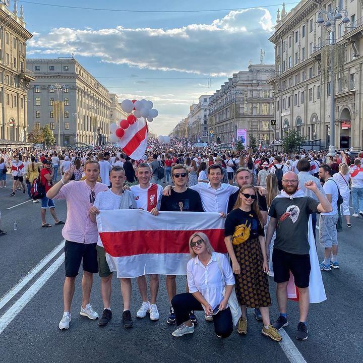Три спортивных комментатора «Беларусь 5» и руководитель отдела корреспондентов увольняются