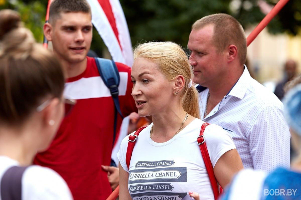 23 августа в Бобруйске прошла очередная акция протеста (фото и стрим VALIDOL). Дополнено