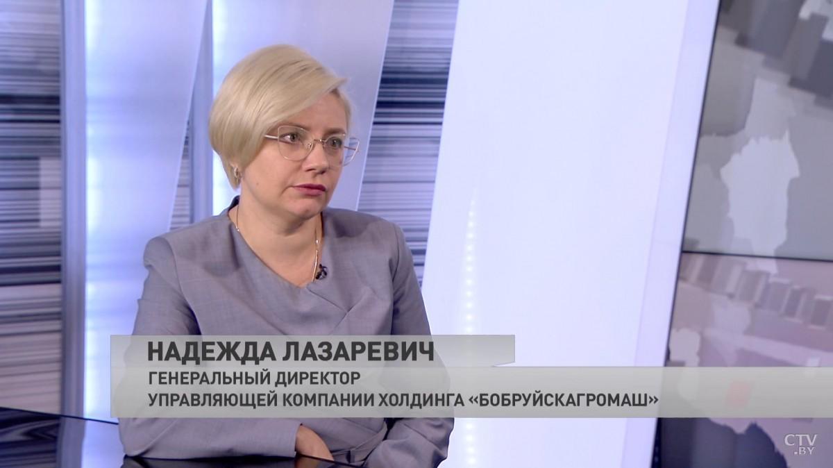 Почему на «Бобруйскагромаше» не бастуют и какие фейки пишут о его руководстве? Рассказывает гендиректор