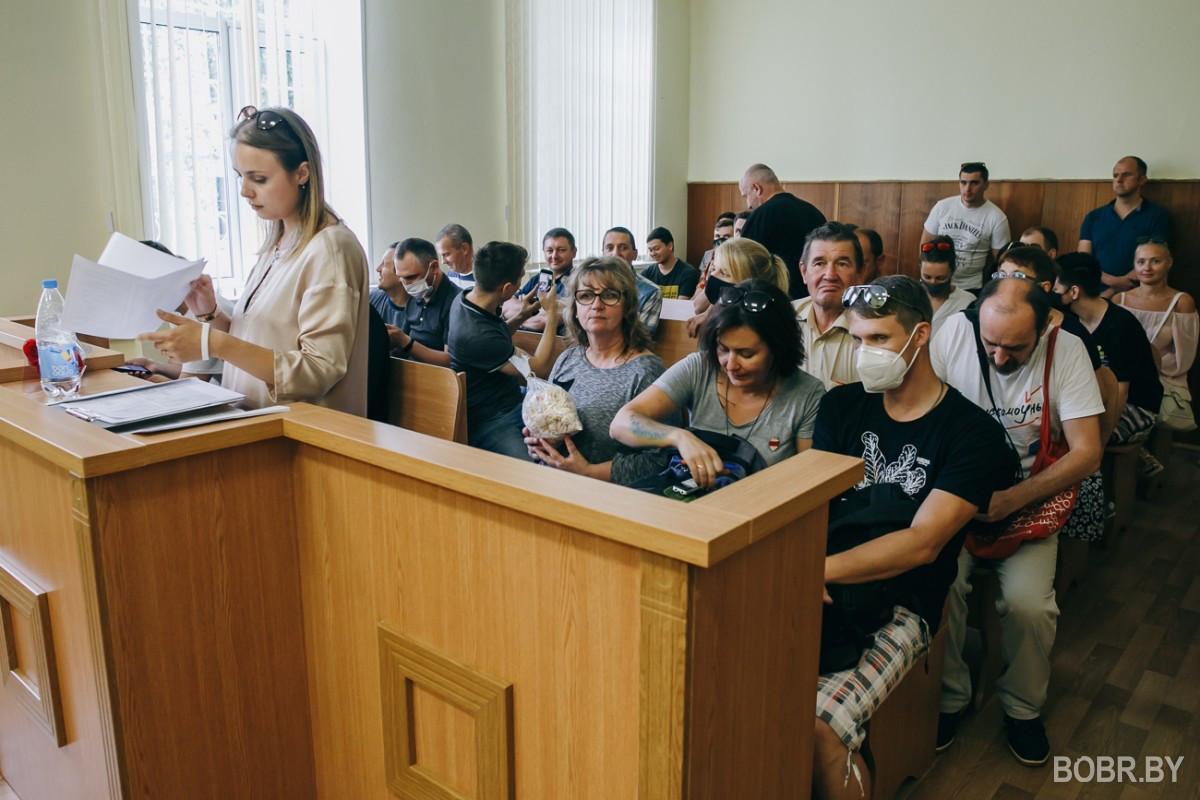 """Участницу проекта """"NovaЯ"""" судили за административное правонарушение. Суд перенесён"""