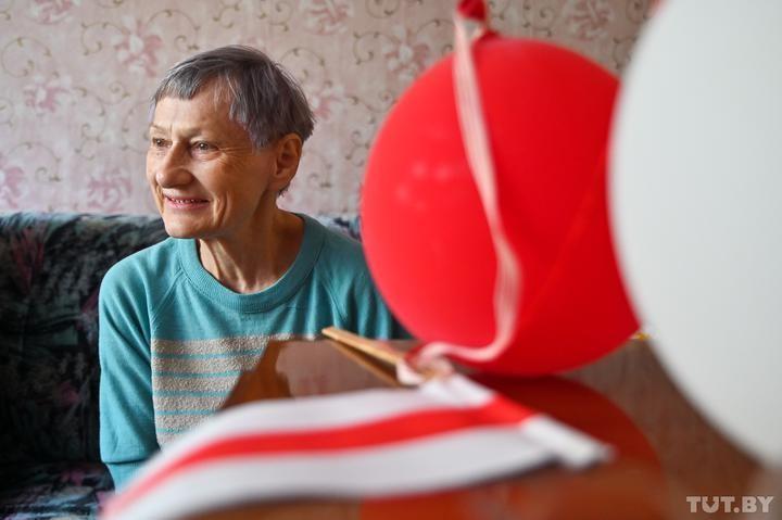 Бобруйская «Нина». Поговорили с 73-летней Аллой, которая ходит на митинги «ради тех, кому жить в этой стране»