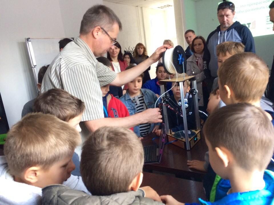 Тайм-клуб «1387» приглашает на лекцию «Профессии будущего: проектировщик 3D печати»