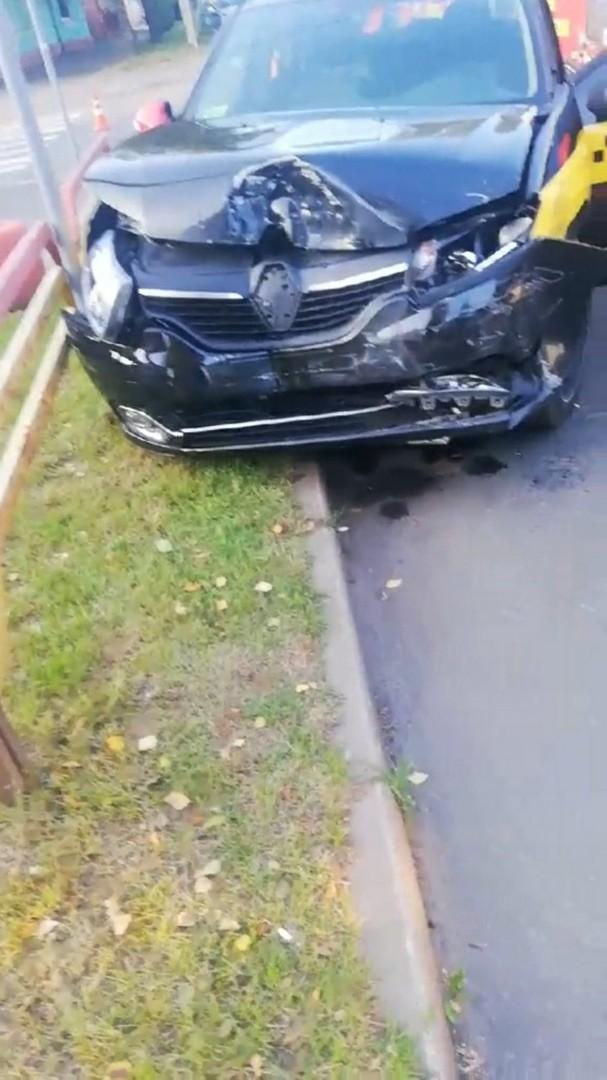 Авария в Бобруйске