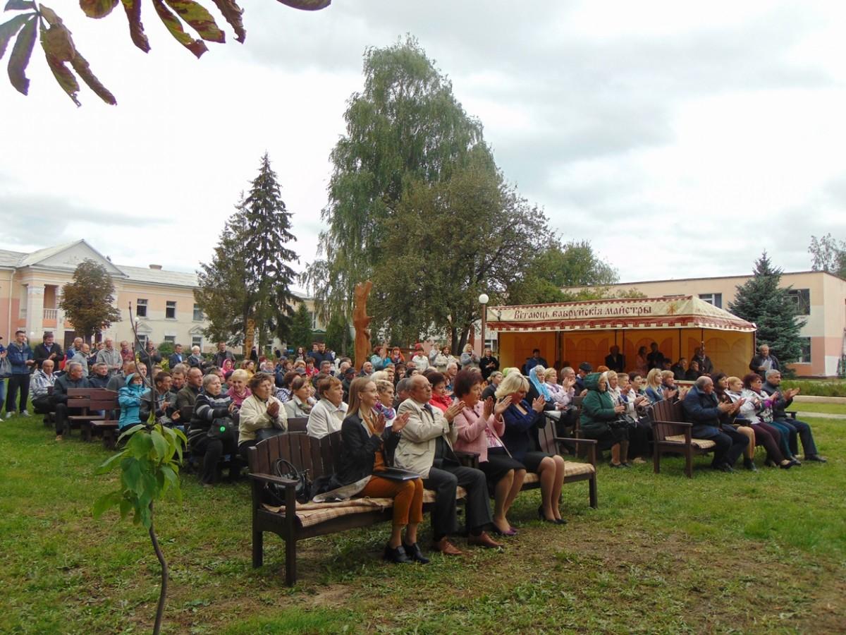 В Бобруйске отпраздновали День работников леса