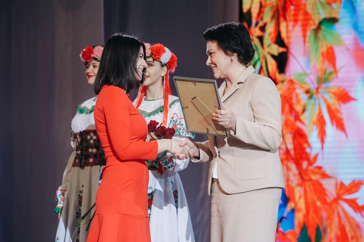 В Бобруйске прошел концерт, посвященный Дню учителя