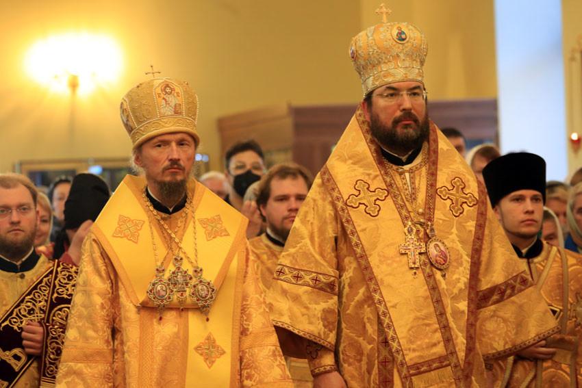 Новый митрополит впервые посетил Бобруйскую епархию