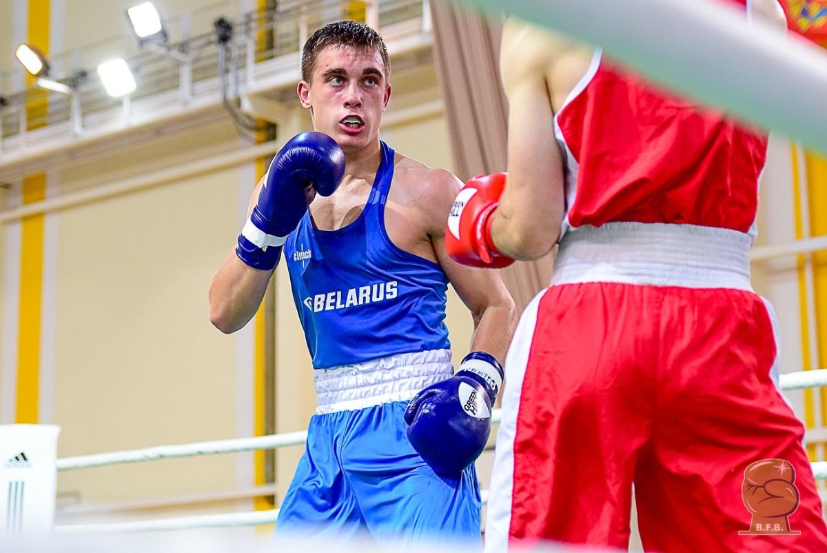Бобруйчанин стал победителем чемпионата Беларуси по боксу