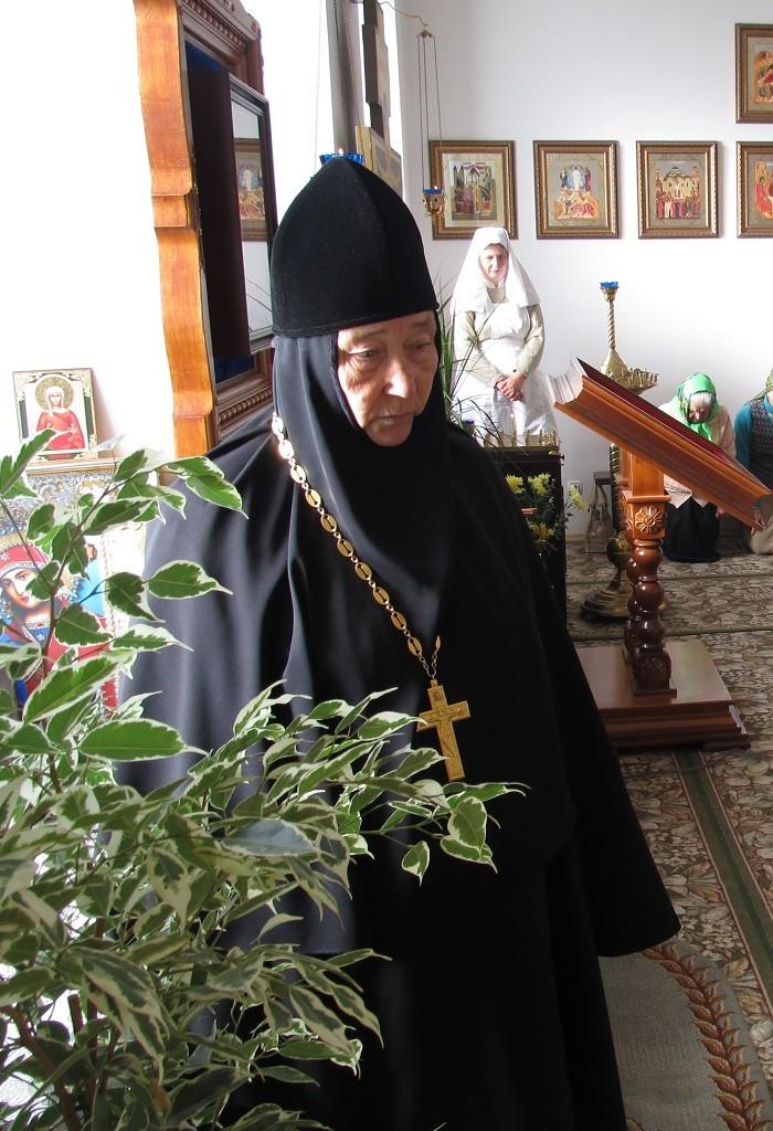 В Бобруйске умерла игумения Раиса —  основательница монастыря Святых Жен Мироносиц