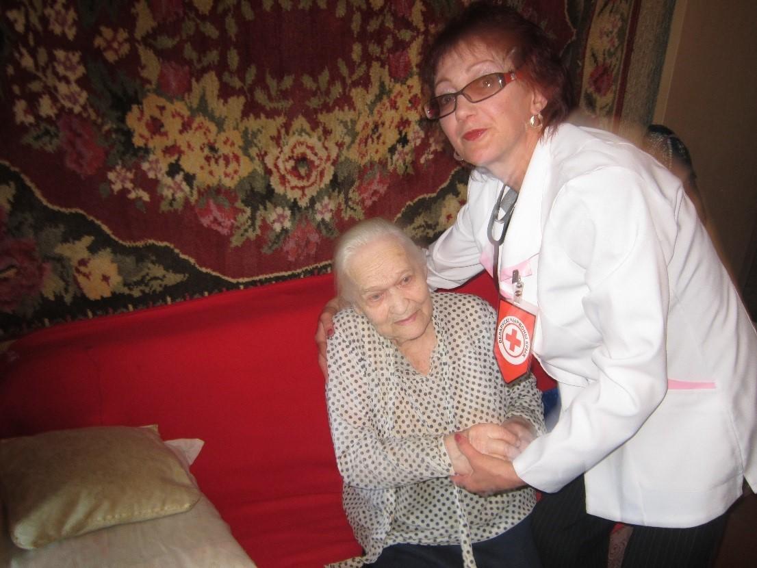 Белорусский Красный Крест начал кампанию «Ваша дапамога»