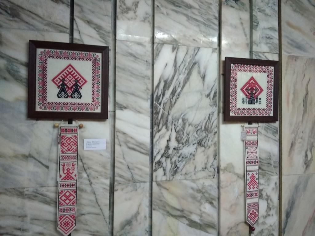 Персональные выставки проходят во Дворце искусств