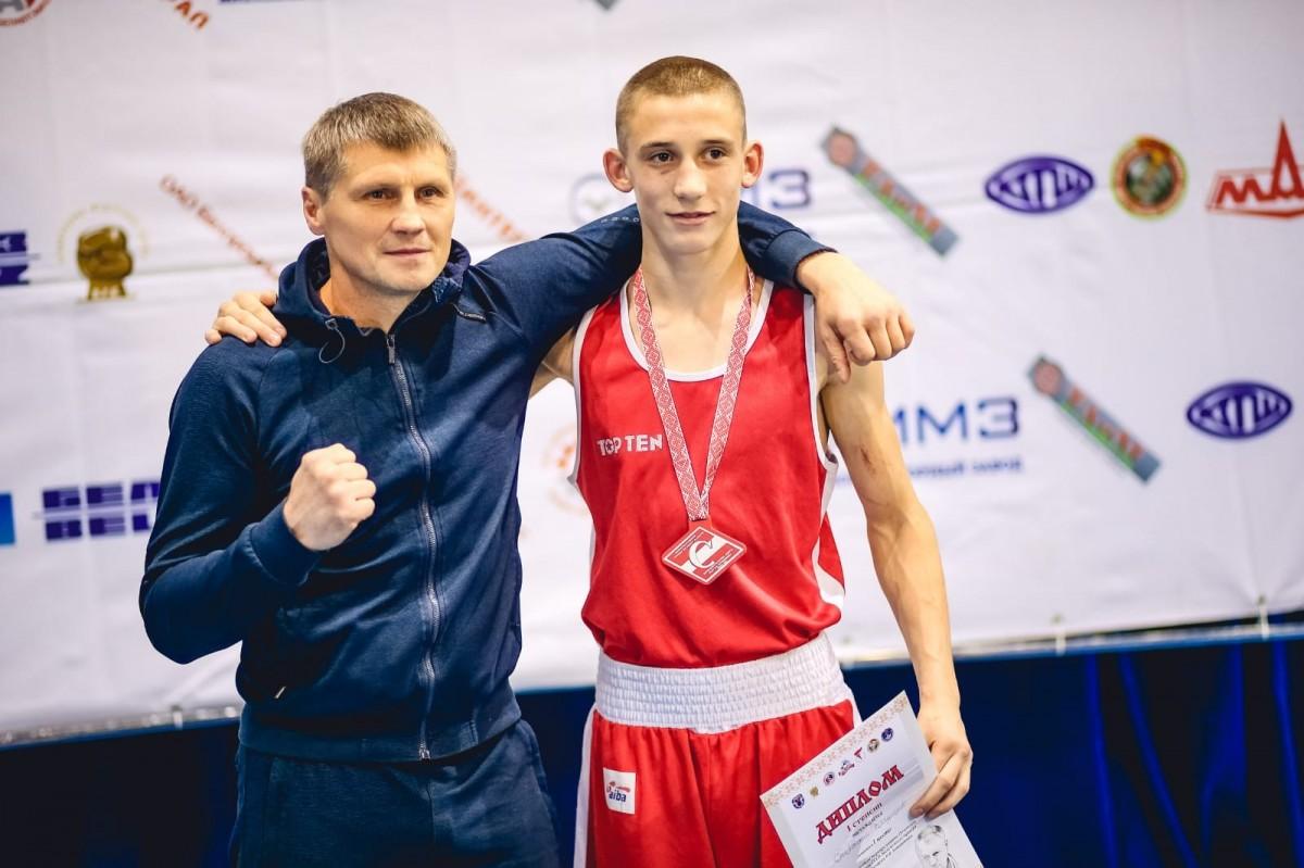 Бобруйские спортсмены завоевали 2 золота на международном турнире по боксу