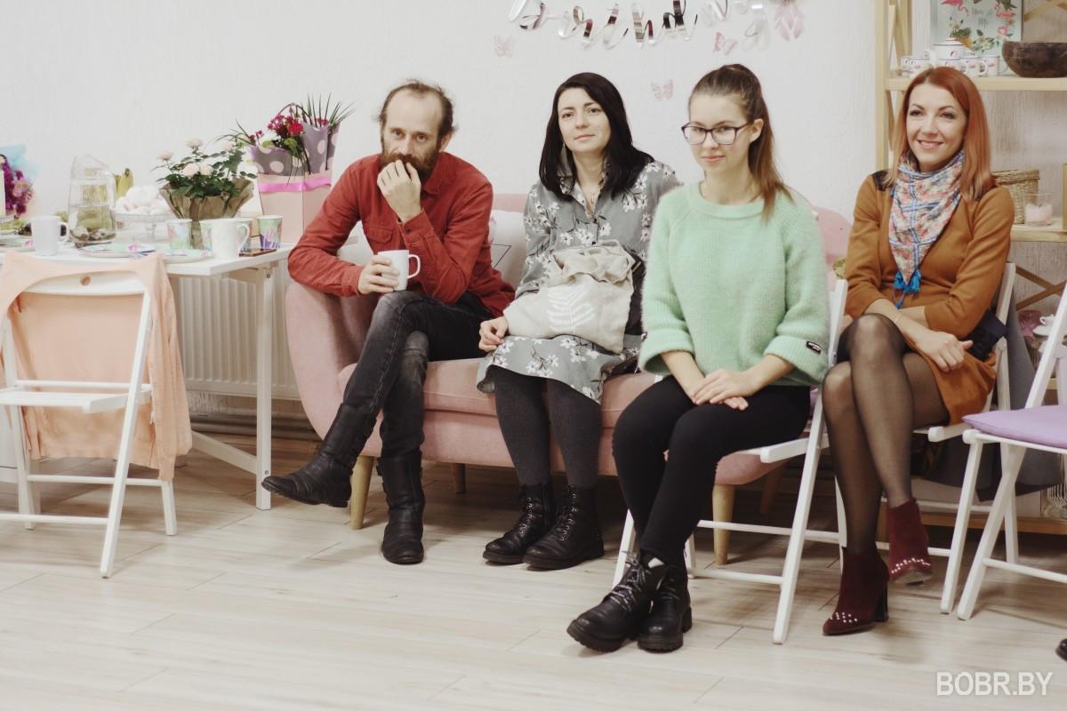 """Зефирно-ванильная вечеринка: центру """"Вдоховение"""" исполнился год"""