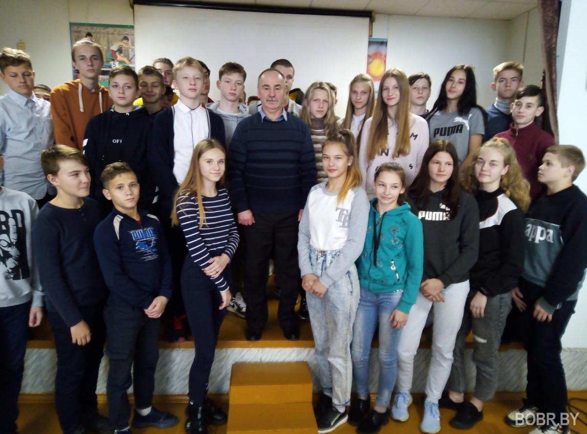 В Бобруйском училище олимпийского резерва прошли мероприятия к 25-летию Министерства спорта и туризма