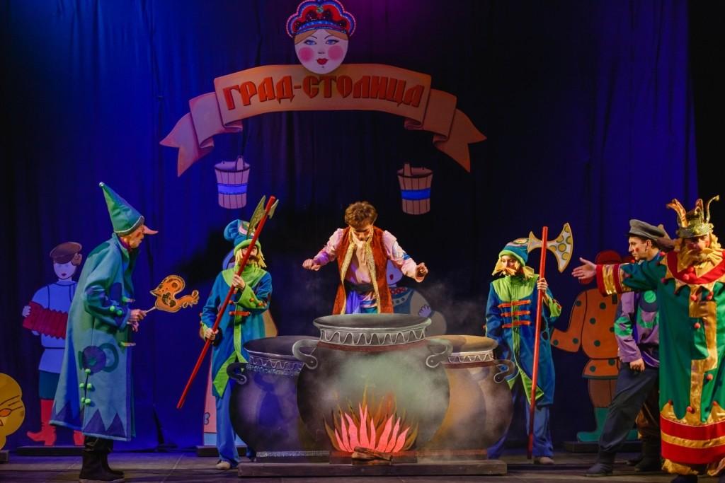 Обзор театральных событий с 23 по 29 ноября