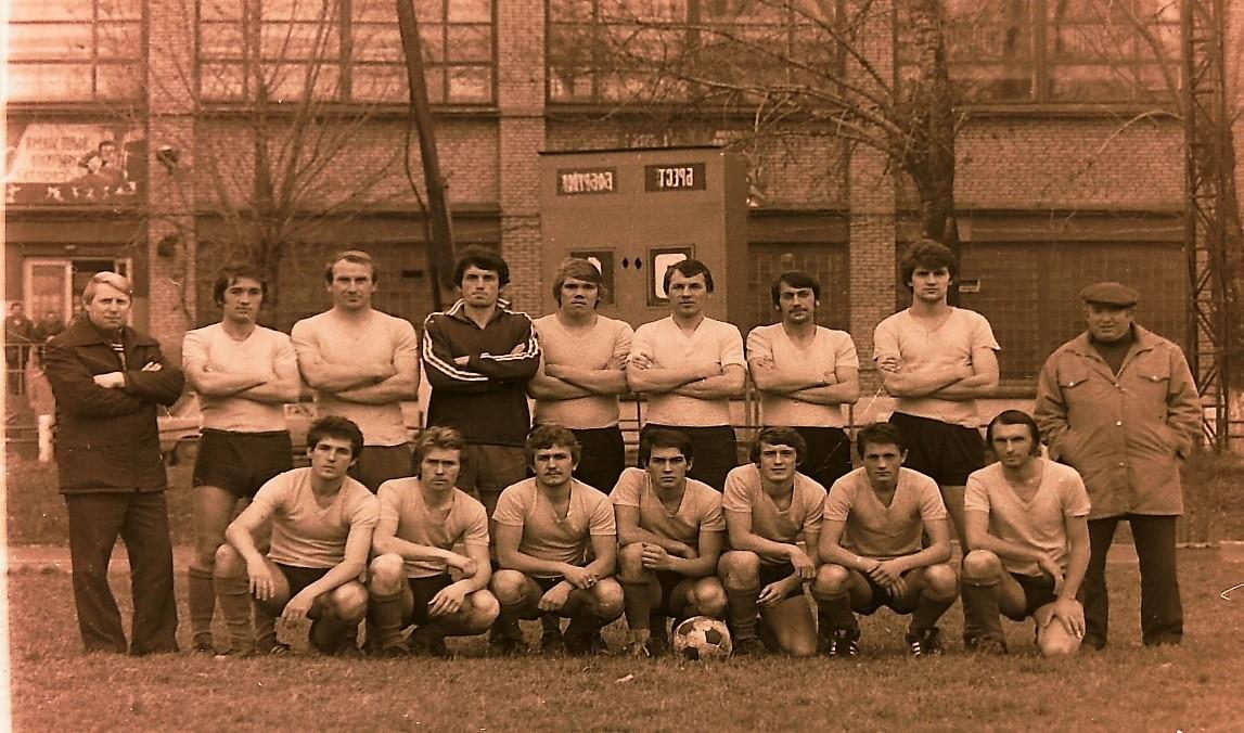 Легенды бобруйского футбола: Владимир Каваленя