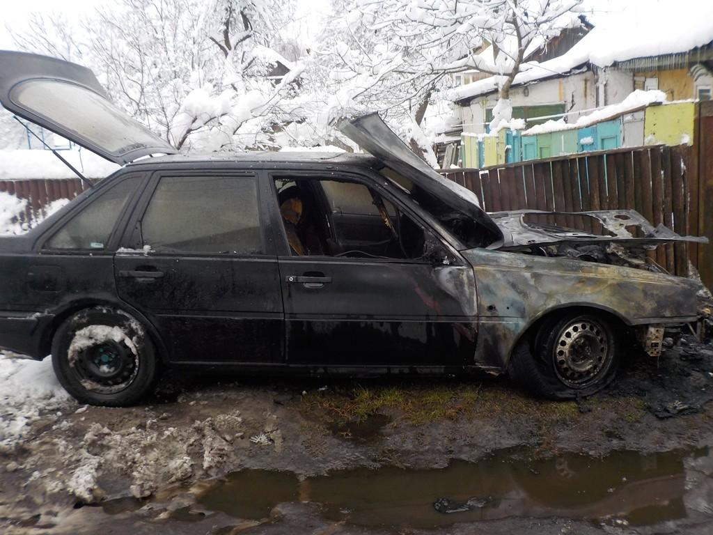 За прошедшую неделю в Бобруйске произошло 2 пожара. Оба пожара – автомобильные.