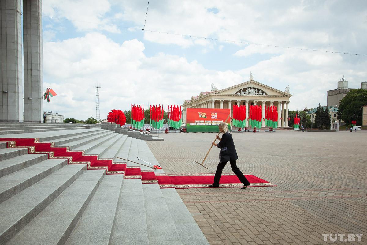 Мнение юриста: и делегаты, и организаторы Всебелорусского собрания нарушают закон