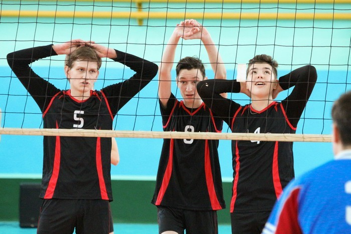 Олимпийские дни молодежи Могилевской области по волейболу среди юношей 2004-2005 гг.р.