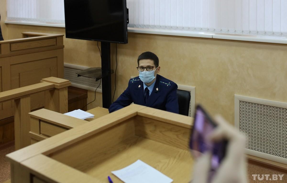 «Дело Тихановского»: судят первых задержанных на майском пикете в Гродно