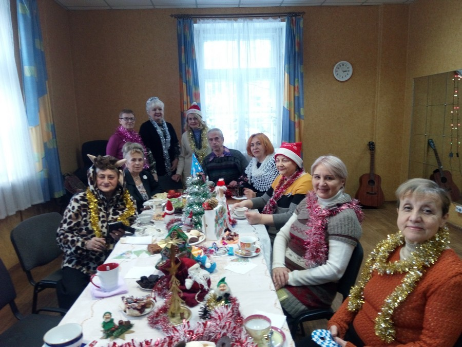 Прошел фольклорный тематический праздник «Святки». Данный праздник нацелен на сохранение обрядов и традиций белорусского народа.