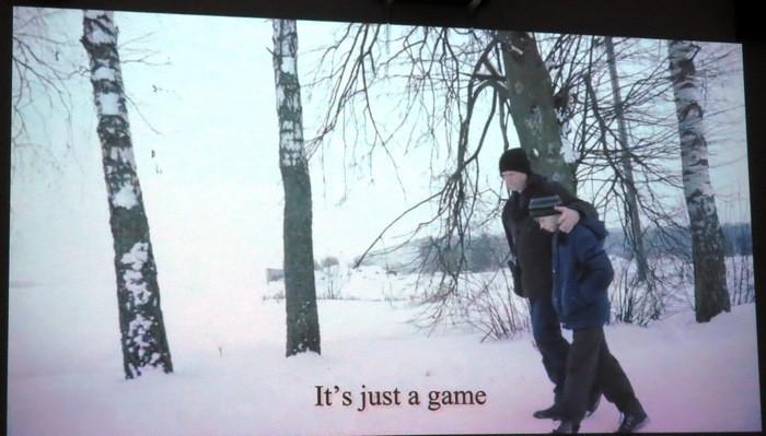 Бобруйчане приняли участие в закрытом показе фильма