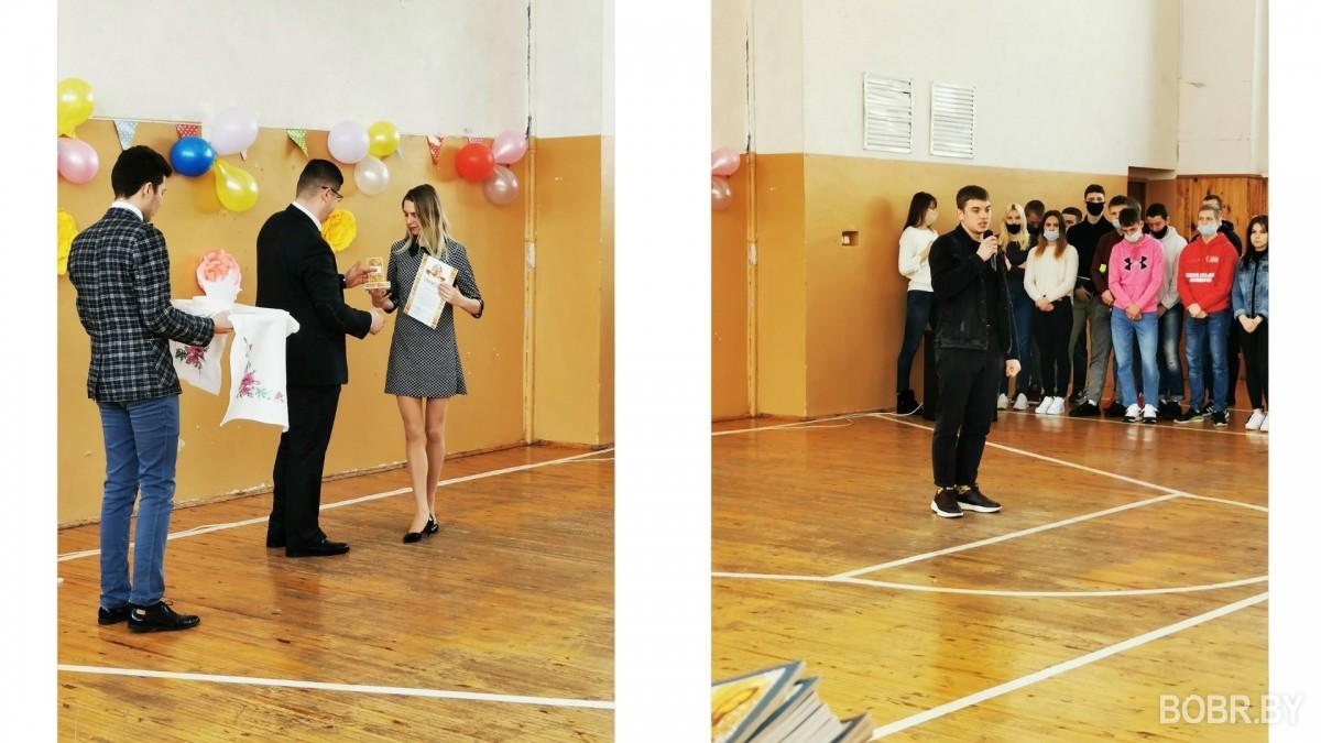 В Училище олимпийского резерва наградили лучших спортсменов и тренеров-преподавателей