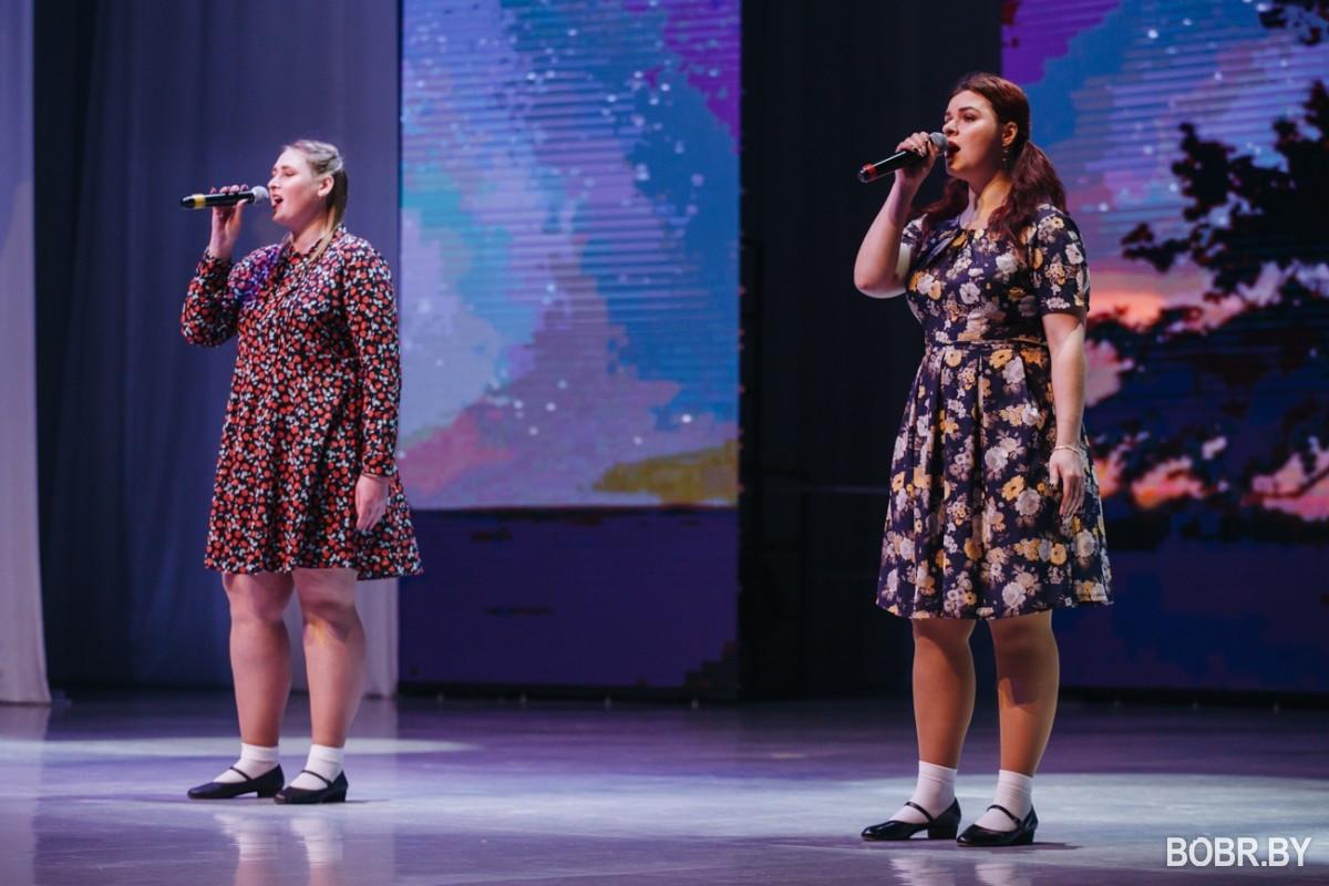 В Бобруйске прошла концертная программа посвящённая Дню защитника Отечества