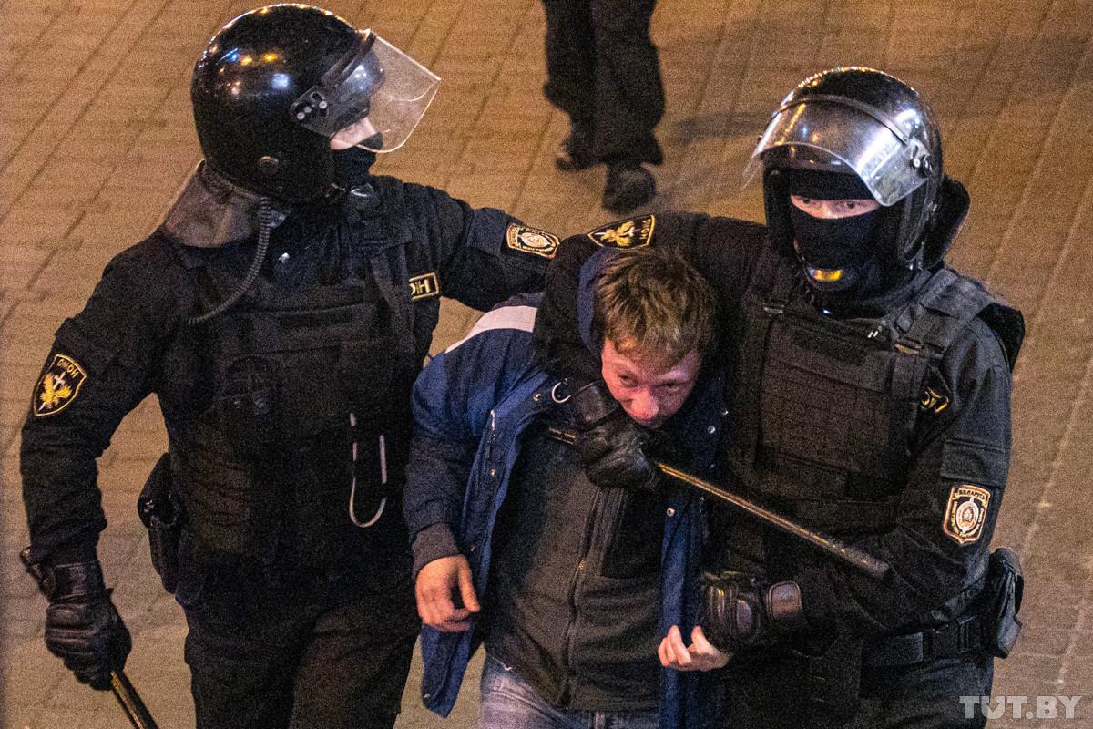 Верховный комиссар ООН: В Беларуси беспрецедентный по масштабу кризис в области прав человека