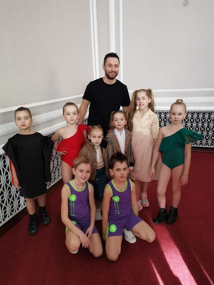 Школа красоты Бобруйска представила город на международном Fashion Show 2021