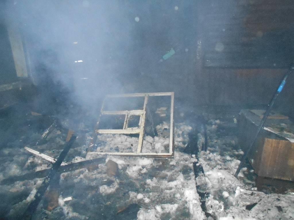 Горели баня и нежилой дом: пожары в Бобруйске и Бобруйском районе за прошедшую неделю