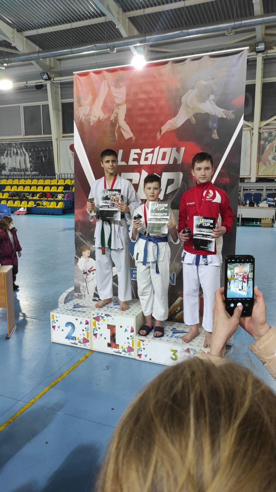 Бобруйчане стали призерами республиканского турнира по контактному каратэ и соревнований по ката