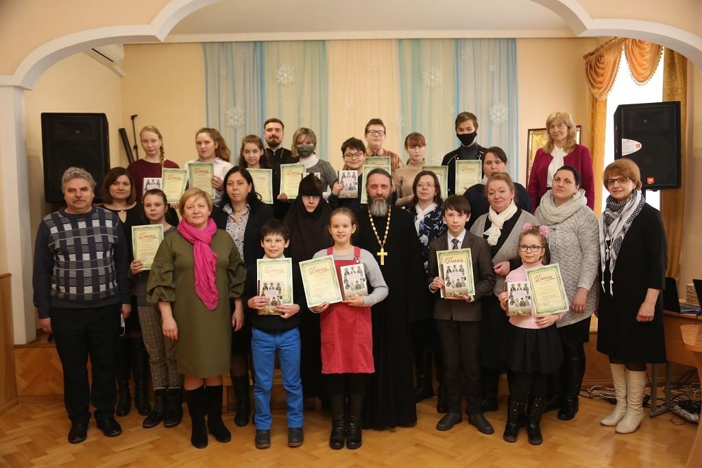 В Бобруйске прошла Епархиальная олимпиада православных знаний