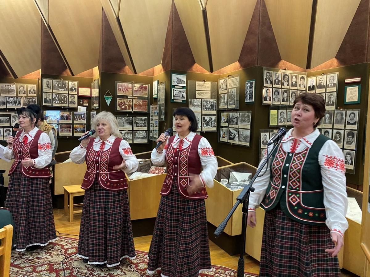 В Бобруйске прошел юбилейный вечер народного военно-исторического клуба «Газдава»
