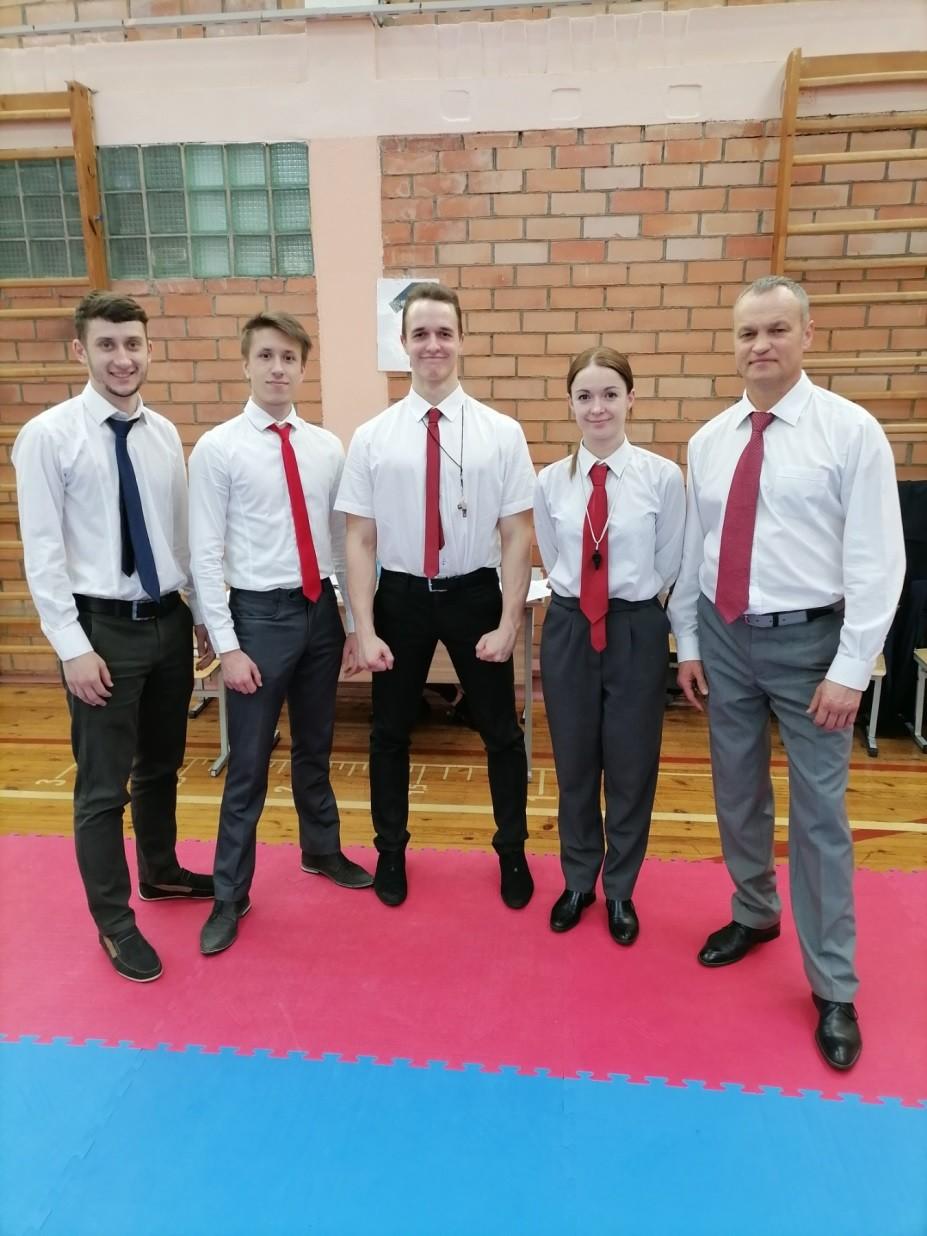 Бобруйчане стали призерами ХV первенства Молодежного общественного объединения «Спортивный клуб каратэ «Адамант»