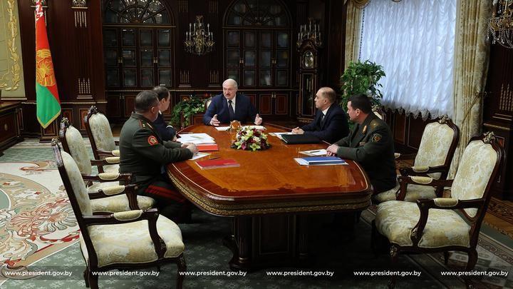 Лукашенко рассказал о подробностях переговоров с Путиным
