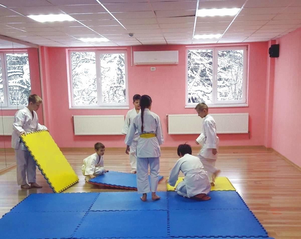 Открыт набор в детские группы по айкидо