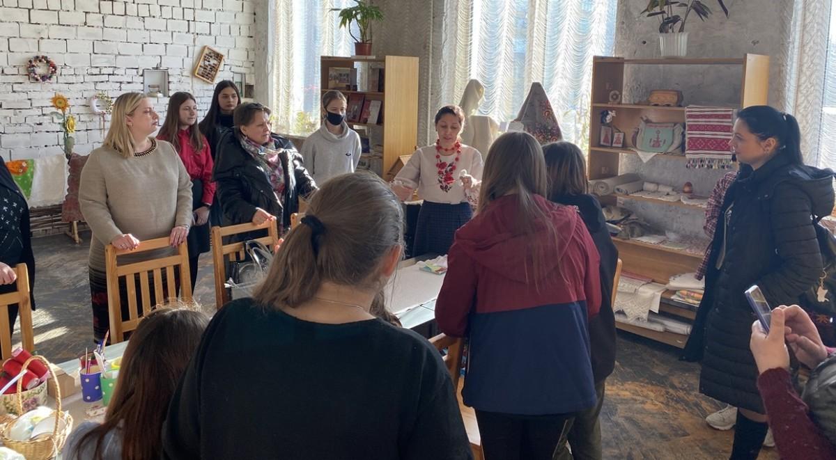 В Бобруйске прошла презентация этно-мастерской