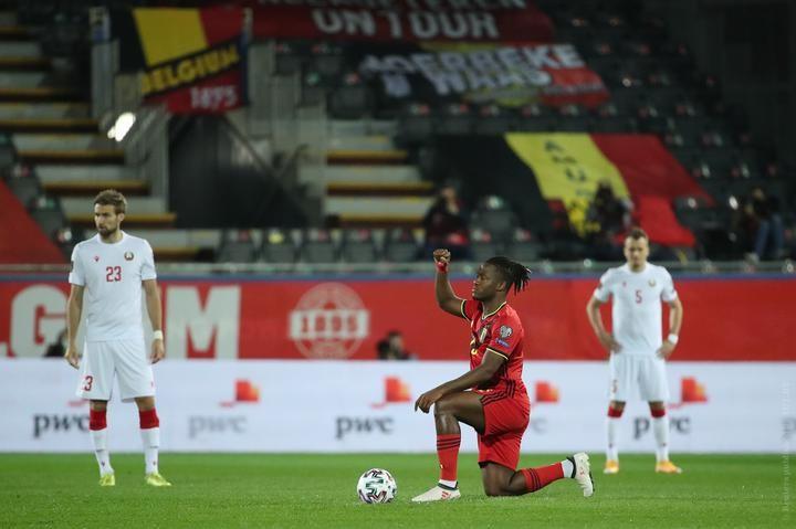 Бельгийские резервисты разгромили сборную Беларуси. Это самое крупное поражение в истории