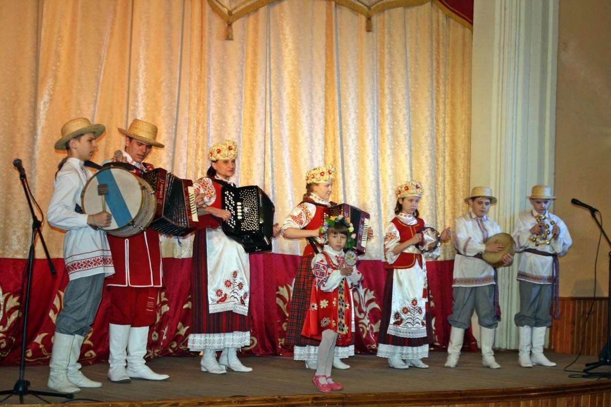 В Бобруйске прошел концерт «Мы вместе»
