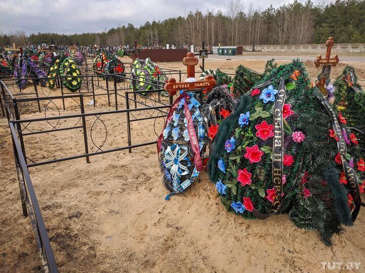 В Бобруйске семья похоронила мужчину — а через пару недель не нашла там могилы. Гроб кто-то перенес