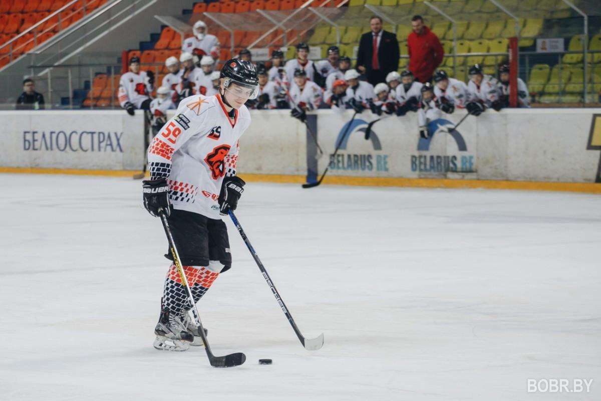 """В СК """"Бобруйск-Арена"""" состоялось закрытие хоккейного сезона 2020/2021"""