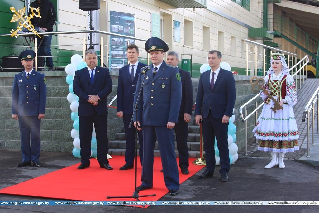 В Бобруйске открылся транспортно-логистический центр «Бобруйск-Белтаможсервис»