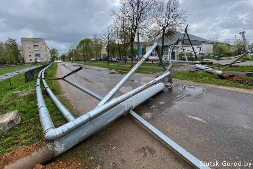 В Слуцке из-за бобруйчанина многоэтажка осталась без горячей воды