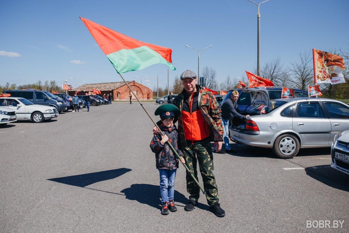 День Победы в Бобруйске: как это было? Фоторепортаж